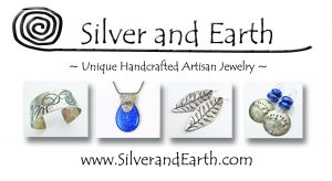 Silver and Earth Unique Handcrafted Jewelry